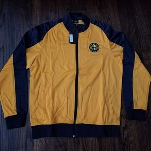 Club America track jacket adult size